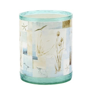 Blue Waters Wastebasket