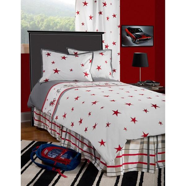 Rizzy Home Rachel Kate Boys Punk Animal Stars 3-piece Comforter Set