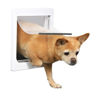 Large power pet low e fully automatic patio door regular height - Trixie Electromagnetic 4 Way Cat Door Free Shipping On
