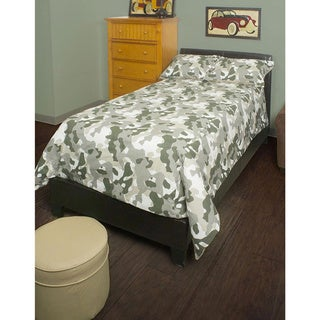 Rizzy Home Camo 3-piece Comforter Set