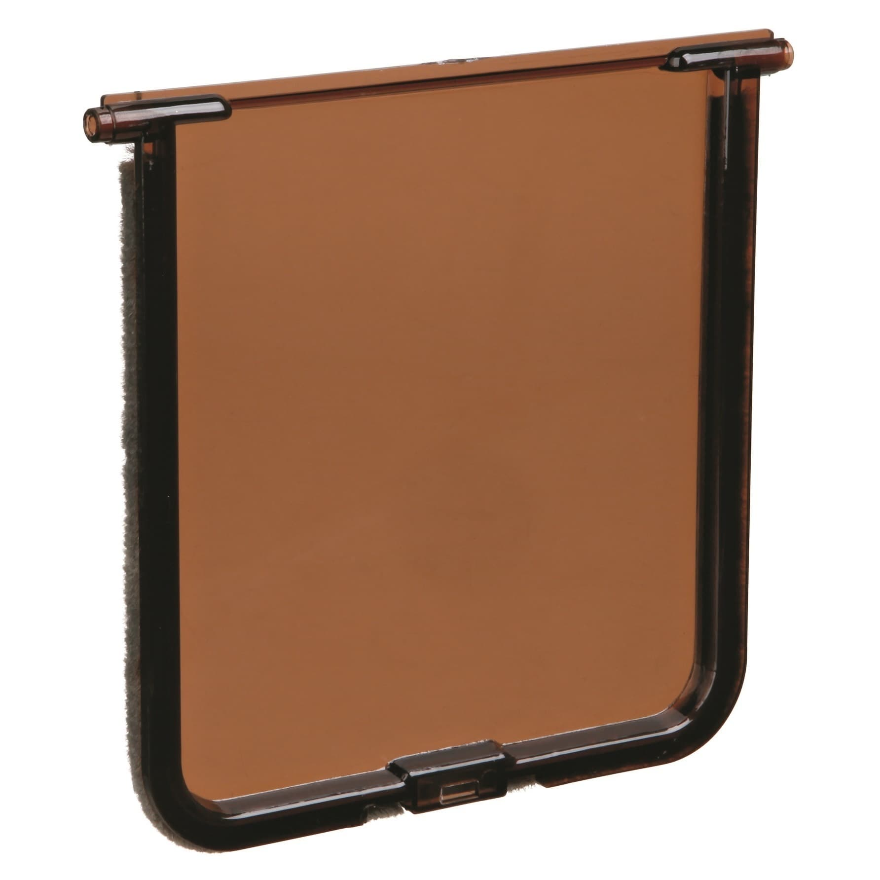 Trixie Replacement Pet Door Flap, Brown