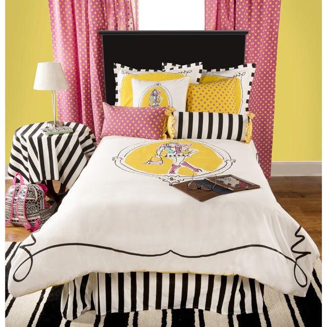Rizzy Rugs Rachel Kate Cassidy Comforter Set (Twin 2 Piec...