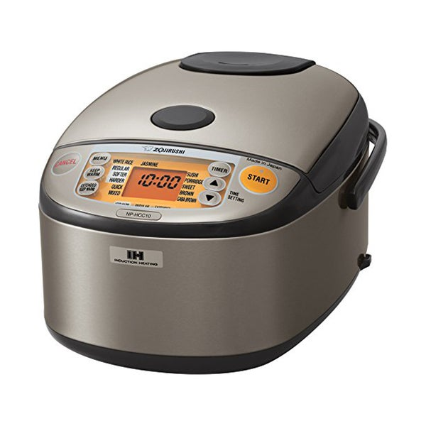Zojirushi NP-HCC10 Induction Heating System Rice Cooker