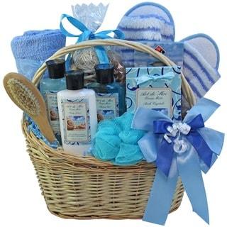 Art of Appreciation Ocean Mists Spa Bath and Body Gift Basket Set
