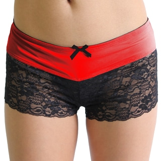 Prestige Biatta Eden Plus Red/ Black Hot Short