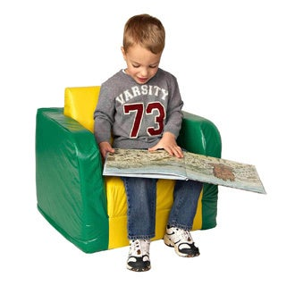 Foamnasium Pullout Chair (Option: Yellow)