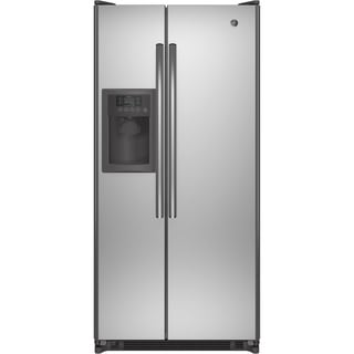GE 20.0 Cubic Feet Side-by-side Refrigerator