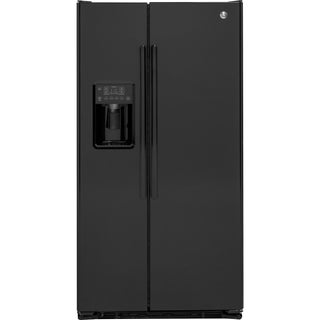 GE 21.9 Cubic Feet Counter-depth Side-by-side Refrigerator