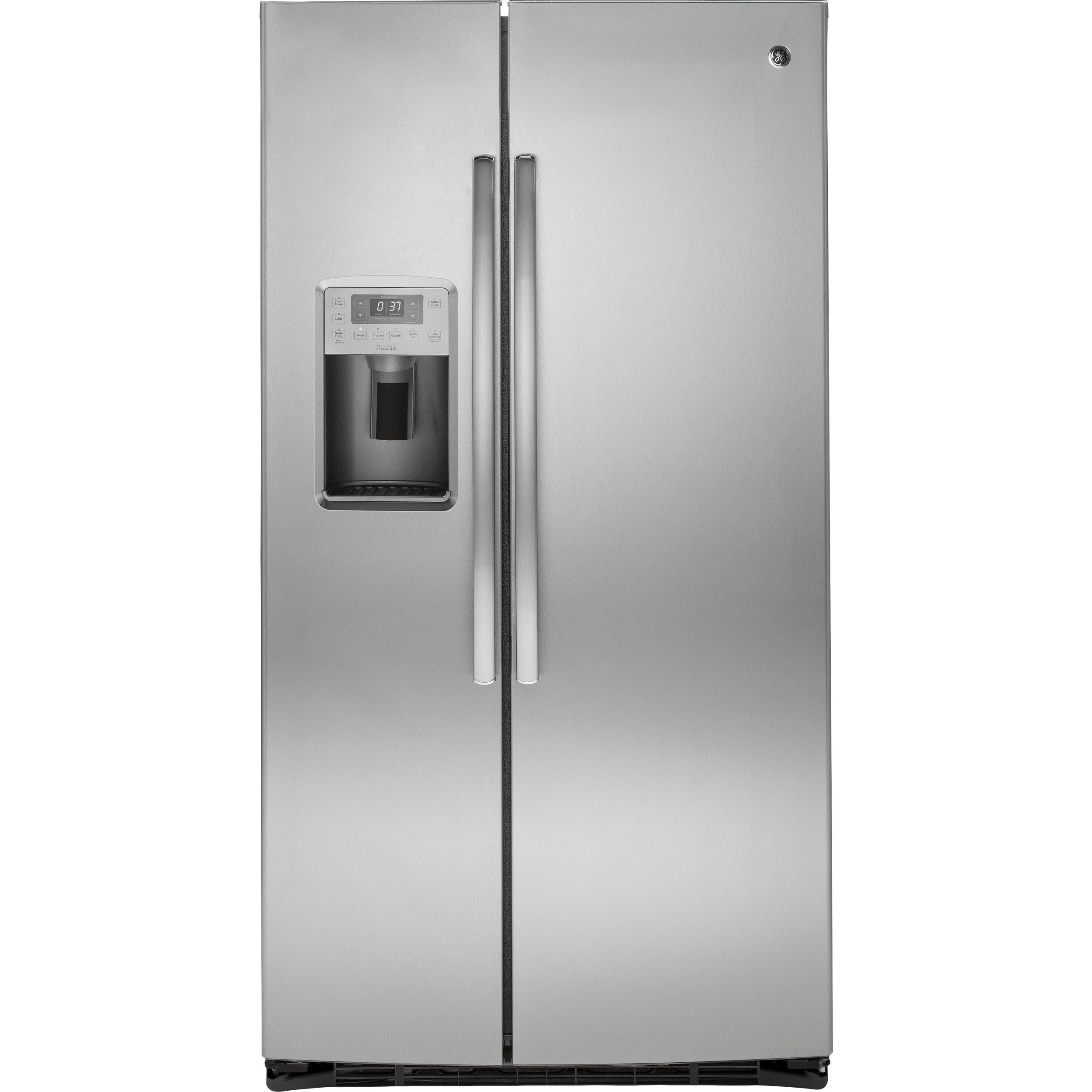 GE Profile Seres Energy Star 25.4 Cubic Feet Side-by-side...