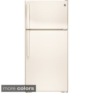 GE Energy Star 14.6 Cubic Feet Top-freezer Refrigerator