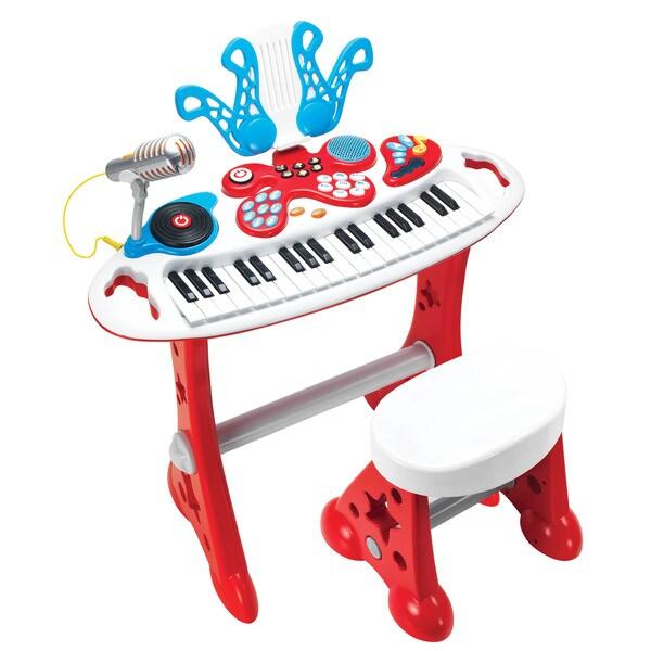 Winfat Power House Electronic Keyboard Super Star Set