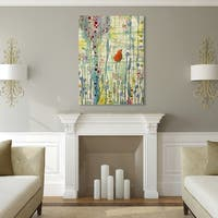 Strick & Bolton Sylvie Demers 'Alpha' Gallery Wrapped Canvas Art
