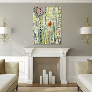 Copper Grove Bohemica Demers 'Alpha' Gallery Wrapped Canvas Art