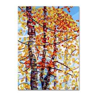 Mandy Budan 'Panoply' Gallery Wrapped Canvas Art