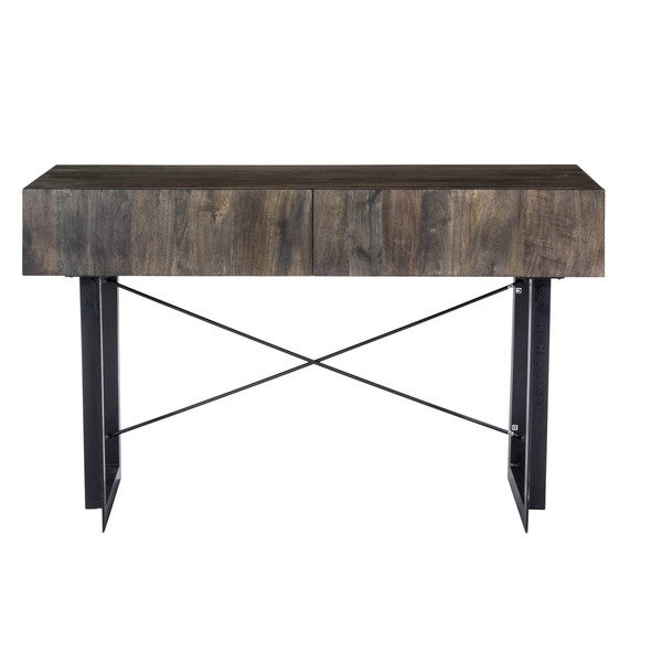 Rustic Sofa Tables For Sale: Shop Aurelle Home Rustic Wood Console Table