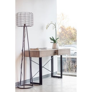 Link to Aurelle Home Tinett Modern Storage Console Table Similar Items in Living Room Furniture