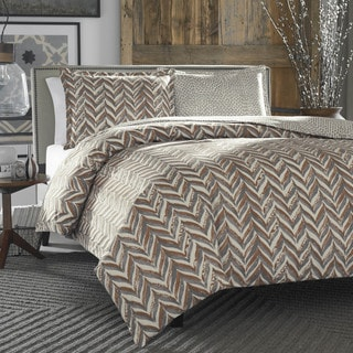 City Scene Savoy 3-piece Duvet Cover Set