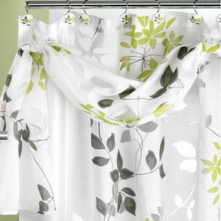 Flor Verde Shower Curtain and Hooks Set or Separates|https://ak1.ostkcdn.com/images/products/10277506/P17393401.jpg?_ostk_perf_=percv&impolicy=medium