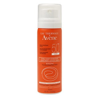 Avene Mineral Ultra Light Hydrating 1 3 Ounce Sunscreen