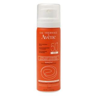 Avene 1-ounce Ultra-Light Hydrating Lotion Spray SPF 50 Sunscreen