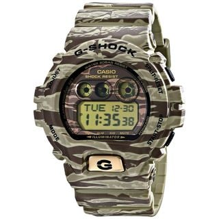 Casio Men's GD-X6900TC-5CR 'G-Shock' Digital Camouflage Resin Watch