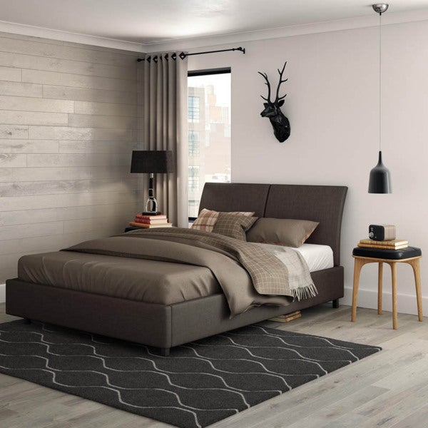 Amisco Cuddle Upholstered Bed