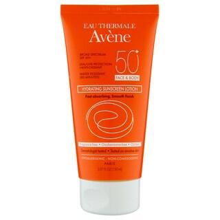 Avene 5.07-ounce Hydrating Lotion SPF 50 Sunscreen