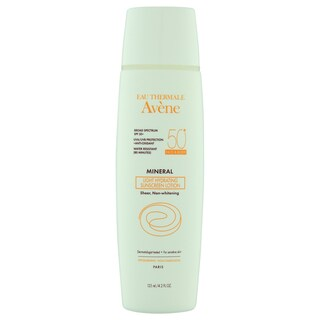Avene 4.22-ounce Mineral Light Hydrating Lotion SPF 50 Sunscreen