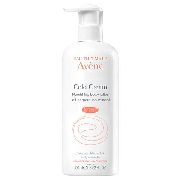avene cold cream nourishing body lotion free shipping on orders over 45. Black Bedroom Furniture Sets. Home Design Ideas