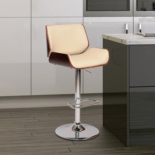 London Swivel Barstool In Cream Barstool
