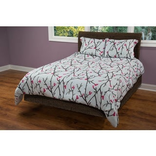 Rizzy Home Blossoms and Blooms 3-piece Comforter Set