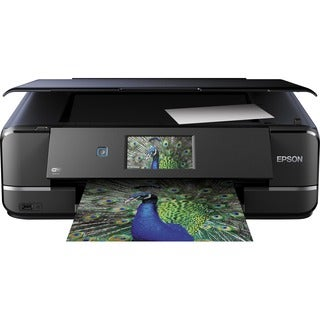 Epson Expression Photo XP-960 Inkjet Multifunction Printer - Color -