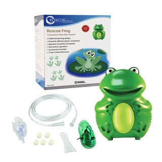Roscoe Pediatric Frog Nebulizer System