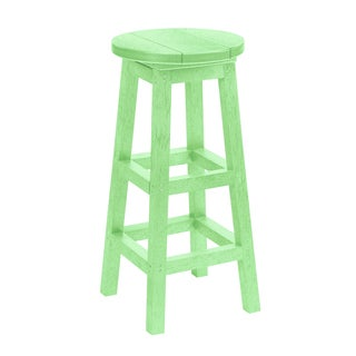 Generations Lime Green Dining Adirondack Style Pub Bar Stool