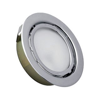 Cornerstone 3-inch Stainless Steel Aurora 1-light Recessed Disc Light