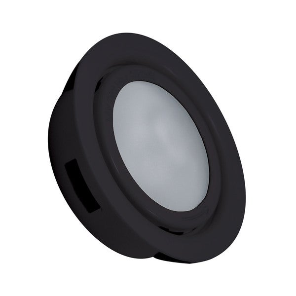 Cornerstone 3-inch Black Aurora 1-light Recessed Disc Light
