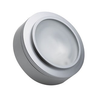 Cornerstone 3-inch Stainless Steel Aurora 1-light Xenon Disc Light