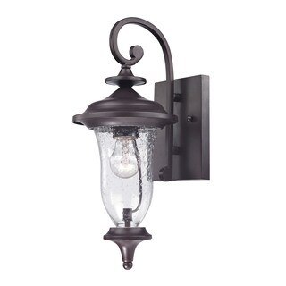Cornerstone 7-inch Oil Rubbed Bronze Trinity Coach Lantern