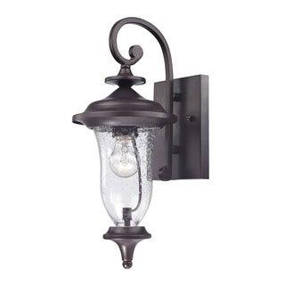 Cornerstone 7-inch Oil Rubbed Bronze Trinity Coach Lantern