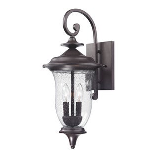 Cornerstone 9-inch Oil Rubbed Bronze Trinity Coach Lantern