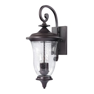Cornerstone 12-inch Oil Rubbed Bronze Trinity Coach Lantern