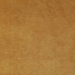 D236 Gold, Solid Durable Woven Velvet Upholstery Fabric