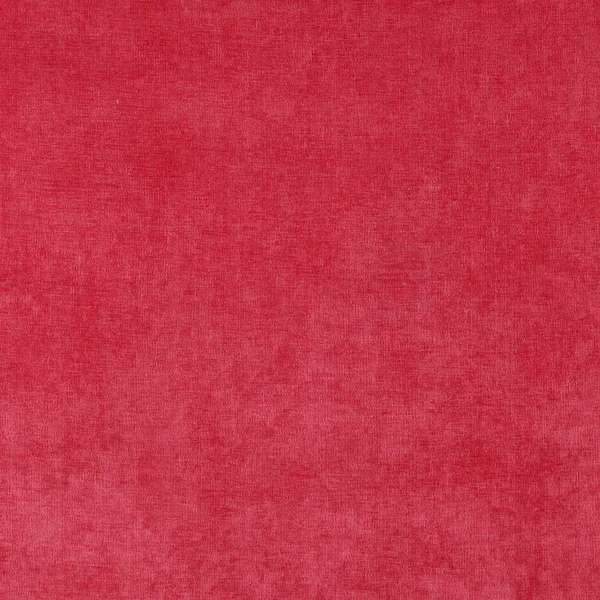 Shop D237 Pink Solid Durable Woven Velvet Upholstery Fabric Free