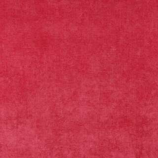 D237 Pink, Solid Durable Woven Velvet Upholstery Fabric