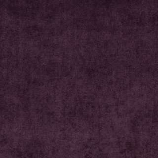 D240 Purple, Solid Durable Woven Velvet Upholstery Fabric (2 options available)