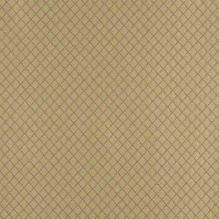 D330 Blue and Gold Diamond Woven Jacquard Upholstery Fabric