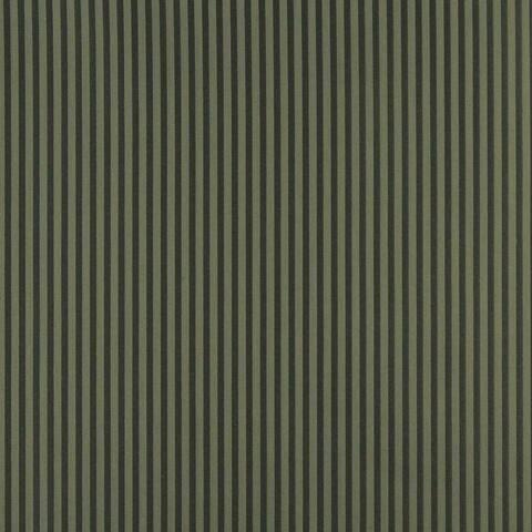 D366 Hunter Green Striped Woven Jacquard Upholstery Fabric