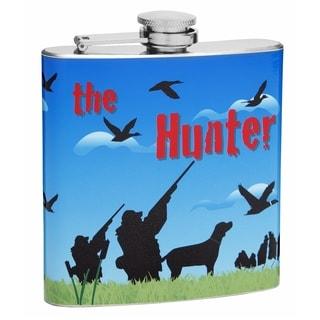 Top Shelf Flasks 6-ounce Hip Flask for Hunters