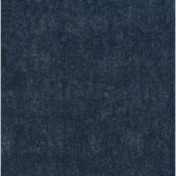 Shop Dark Blue Smooth Polyester Velvet Upholstery Fabric Free