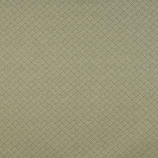 F769 Lime Green Geometric Heavy Duty Stain Resistant Crypton Fabric
